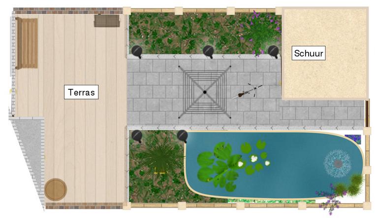 Teken Je Tuin : Pokon groen doet je goed teken tuin